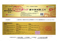 China Self Adhesive Anti - Fake Tamper Evident Package Medicine With High Gloss Paper factory
